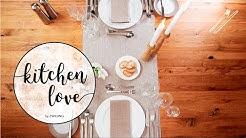 ZWILLING Kitchen Love - Tisch Decken für 4 Gänge