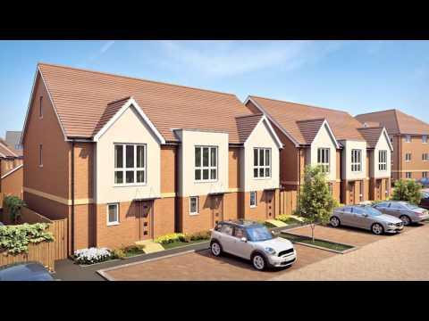 Princes Risborough, Longwick Road - CGI Flythrough