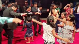 Dr. Ambedkar Jayanti Sydney 2017 Group Dance.