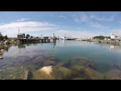 Little River Harbour - Yarmouth Nova Scotia