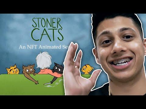 """Stoner Cats"" NFT – Mila Kunis & Ashton Kutcher Get Into Cryptocurrency & NFT's"