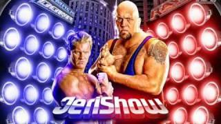 WWE - Chris Jericho & Big Show Theme Music - Crank The Walls Down