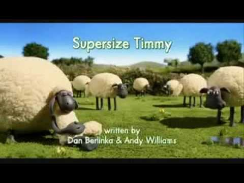 Shaun the Sheep - Supersize Timmy - YouTube - YouTube