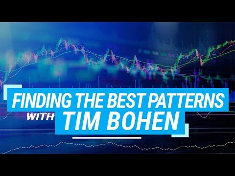 Finding the Best Patterns to Trade With Tim Bohen