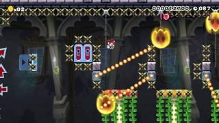 【マリオメーカー】走れ!序曲 ~Speedrun~(自作/My level)【Super Mario Maker】