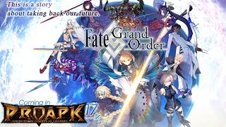 Fate/Grand Order (English) Gameplay Android / iOS
