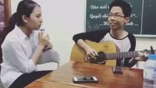 Quảng ninh trong tôi - bùi tuấn ngọc (cover) Hậu Nguyễn and Trang Phạm