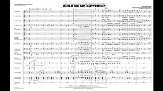 Build Me Up Buttercup arranged by Paul Murtha