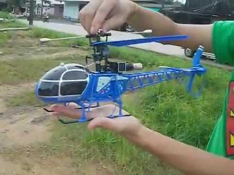 รีวิว WL- v915  ฮ.บังคับหัวแมงปอ ราคา 2200 บ.www.ThaiWorldToy.com