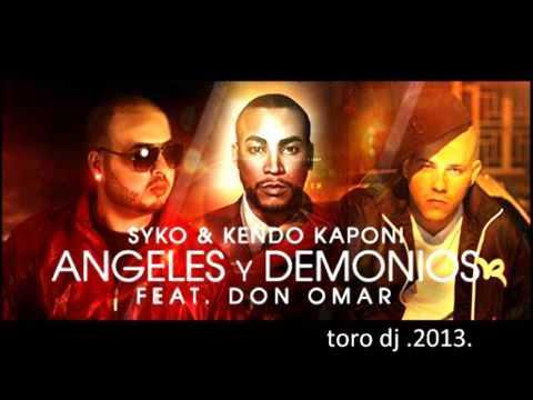 kendo kaponi angeles y demonios - 480×360