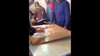 Невеста готовит хинкал