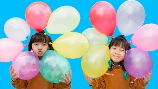 Learn colors with LaLa & Esma