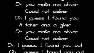 Sir Sly - Found You Out (Lyrics)