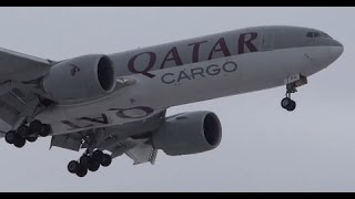 Heavy Aircraft Action - Various Airlines - O