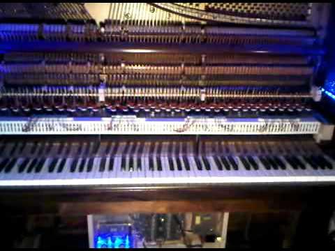 Piano Enter Sandman