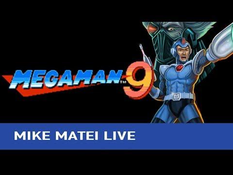 Mega Man 9 (Part 2) - Mike Matei Live
