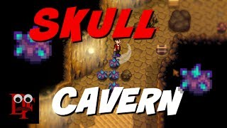 Stardew Valley - Skull Cavern and Stardrop! Completionist 31