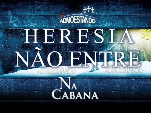 HERESIAS no filme | livro A CABANA - YouTube