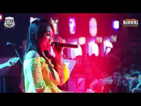 Karaoke KONEG feat VIA VALLEN ~ ASAL KAU BAHAGIAN [Unniversary #2 - Liquid Barkitch JOGJA] [Cover ]
