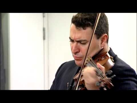 Vengerov: Sibelius (Violin Concerto) - 'This Is Beauty'