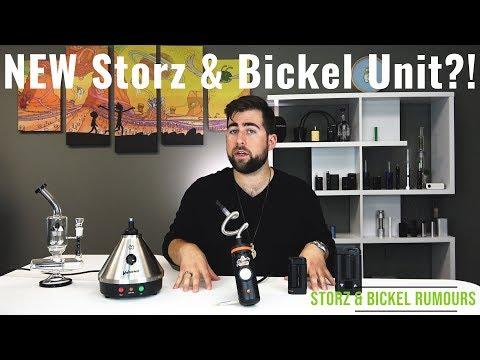 Storz & Bickel New Unit?! – TVAPE