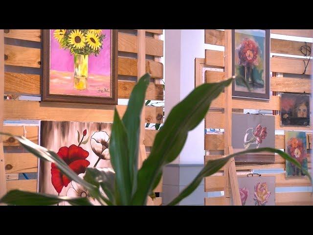 La Academia Mpal. de Pintura de Adultos clausura el curso 2018/19