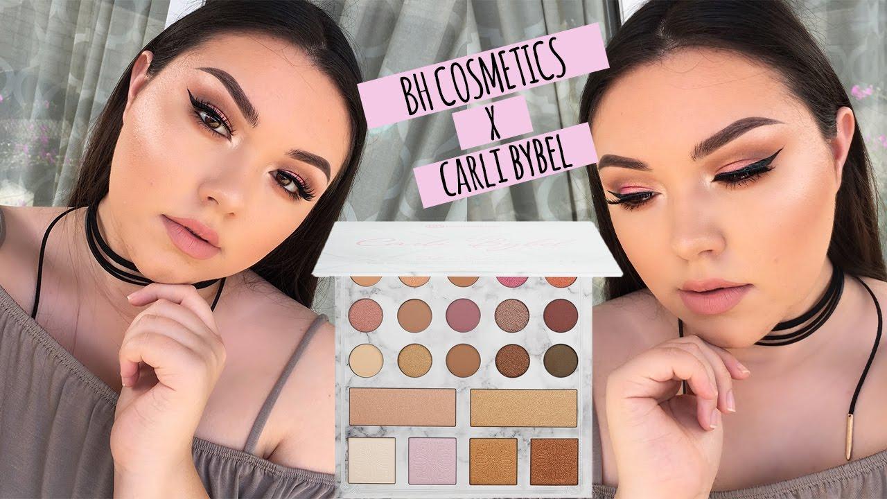 Carli bybel bh cosmetics coupon code