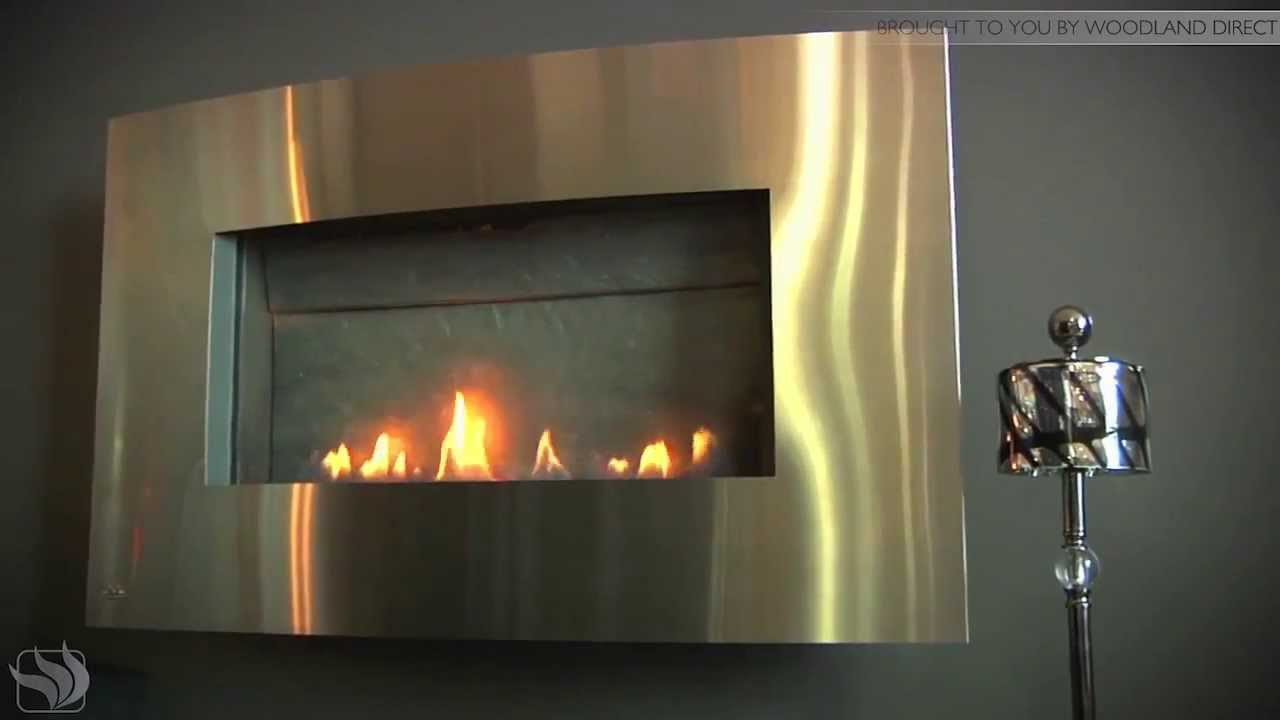 napoleon whd31 plazmafire direct vent fireplace youtube