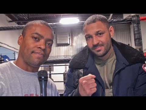 Kell Brook REACTION Rigondeux QUIT vs Lomachenko  but I DIDN'T vs GGG & Spence!