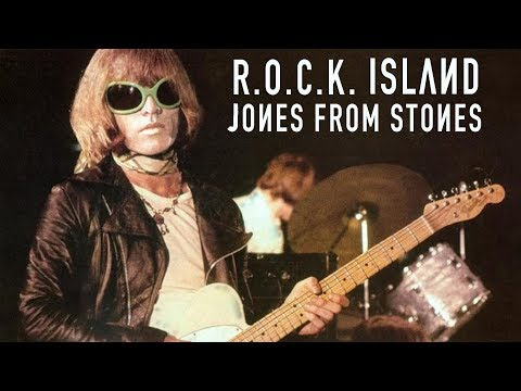 R.O.C.K.  island - Vol. 4 - Brian Jones from Rolling Stones