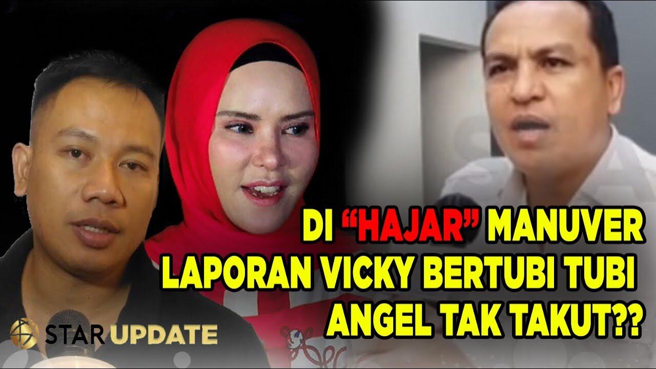 Kuasa Hukum ANGEL LELGA Tak Gentar Dengan Manuver Laporan Balik VICKY PRASETYO -Star Update- 25/09