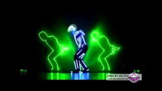 Лазермен NEW! || Новое лазерное шоу в Харькове (066)-81-20-733