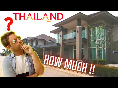 How much for this house in North Thailand !! Building a house in Thailand vs prebuilt discussion !!