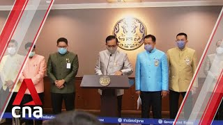 Thailand invokes emergency decree as COVID-19 cases continue to rise