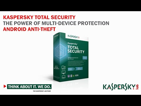 Activation code for Kaspersky Total Security