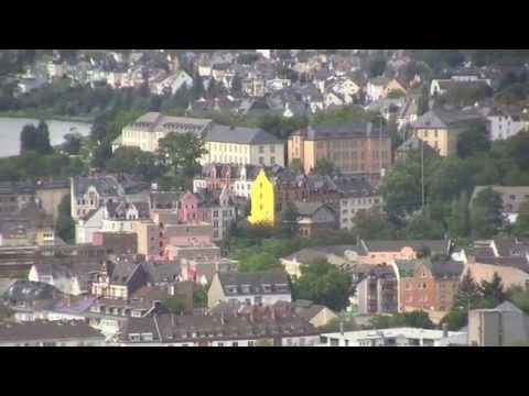 Koblenz, Rhineland Palatinate, Germany - 23rd August, 2014