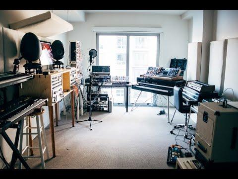 RAC Studio Tour (2015 Edition)