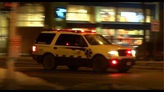 (Rare) Gatineau - Ambulance & Supervisor responding