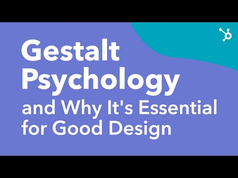 Gestalt Psychology and Why It's Essential for Good Design