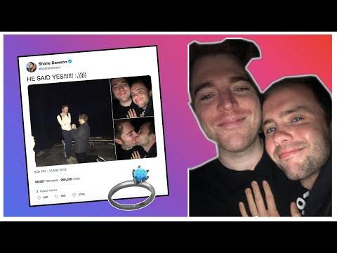Shane Dawson is getting MARRIED! 💍