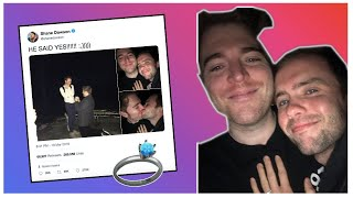 Shane Dawson is getting MARRIED! 💍