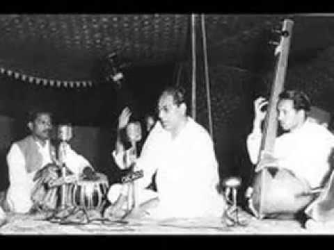 Ustad Amir Khan- Raga Puriya # 3