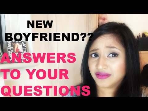 NEW BOYFRIEND? DATING A BLACK GUY? INSECURITIES? ANSWERS TO YOUR QUESTIONS!