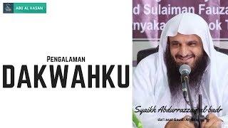 Download Video Kisah Syaikh Abdurrazzaq al-Badr Ketika Berdakwah Face to Face MP3 3GP MP4