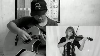 Alip_Ba_Ta feat Taylor Davis sadness and sorrow (collaboration guitar & violin)