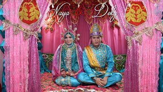 Gorontalo Traditional Wedding Naya dan Deky (Akad Nikah)