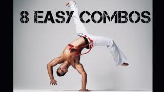 8 easy capoeira combos you can practice