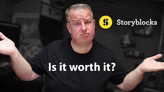 Storyblocks Review: Is it Worth The Money?