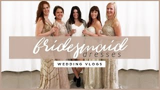 One of TheSorryLife's most viewed videos: CHOOSING OUR BRIDESMAID DRESSES