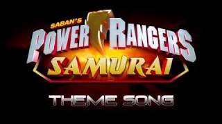 Power Rangers Samurai Music: 00 Theme Song